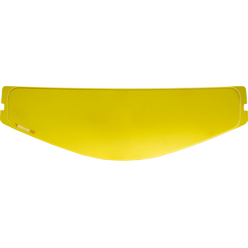 DKS 193 YELLOW PINLOCK LENS MAX VISION FOR MT-V-16 VISOR