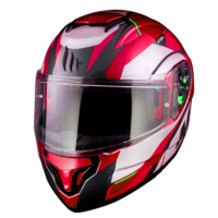 ATOM SV TRANSCEND F5 GLOSS RED
