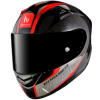 KRE SNAKE CARBON 2.0 A5 GLOSS RED